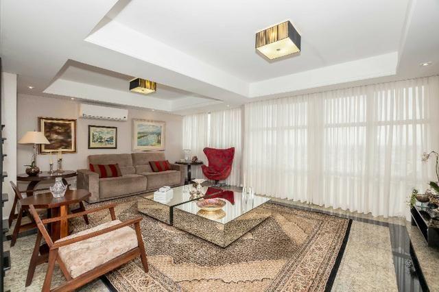 AT0001-Apartamento Triplex com 4 quartos, 2 vagas - Rebouças/Curitiba - Foto 15