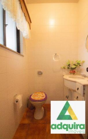 Casa com 4 quartos - Bairro Jardim Carvalho em Ponta Grossa - Foto 15