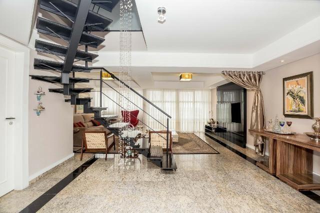 AT0001-Apartamento Triplex com 4 quartos, 2 vagas - Rebouças/Curitiba - Foto 8