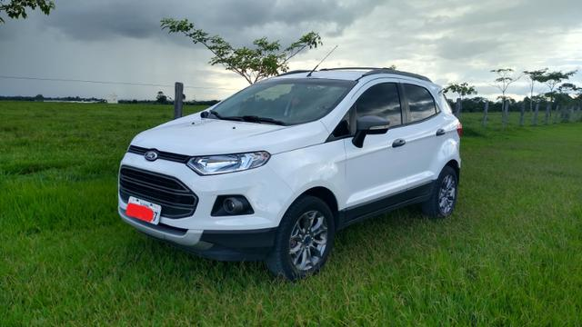 Ford EcoSport 1.6 manual 2014/2015