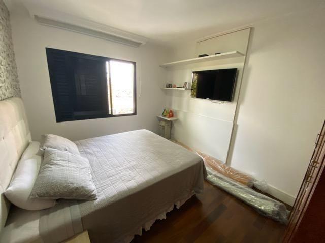 Permuta, 3 suites 3 vagas, 1 por andar, 240m2 - Jd. Analia Franco - Foto 12
