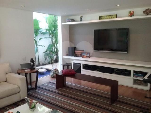 Casa de vila à venda com 4 dormitórios em Alto da boa vista, São paulo cod:375-IM459051 - Foto 2