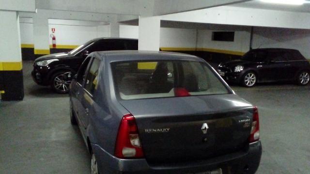 Renault Logan Authentic - Único Dono - Foto 3