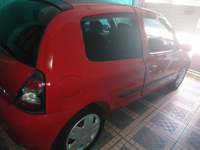 Renault Clio Authentic 2006 hi-flex - Foto 8