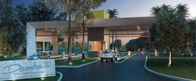 Terreno à venda, 486 m² por R$ 390.000,00 - Parque Residencial Damha IV - Presidente Prude