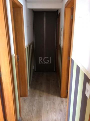 Apartamento à venda com 3 dormitórios em Azenha, Porto alegre cod:TR8375 - Foto 16