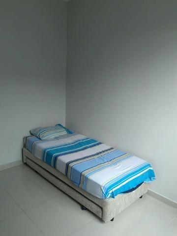 //Alegro na Torquato Tapajós - 2 quartos sendo uma suíte - mobiliado - Foto 16