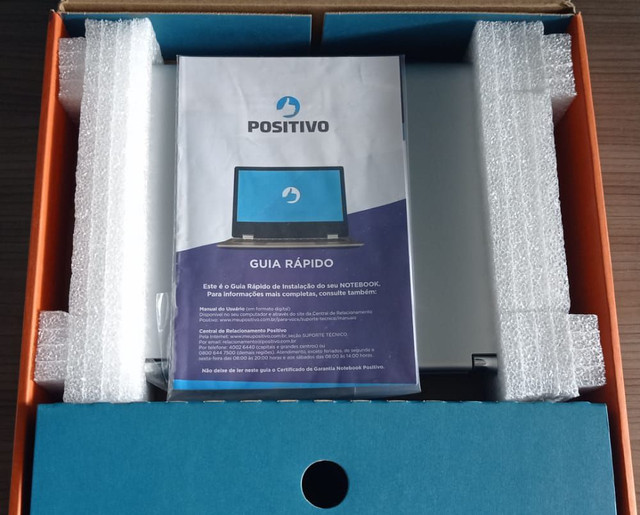 Notebook  2 em 1 Positivo <br>Quad- Core Windows 10 Home Tela 11.6 Touch- Cor Cinza - Foto 3