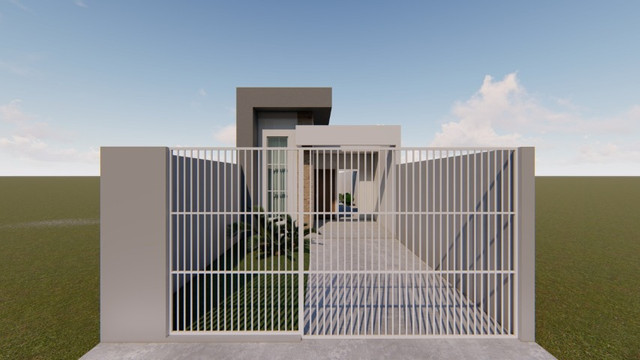 Casa com 3 quartos- do ladinho de maringá - Bairro Jardim Aurora - Foto 2