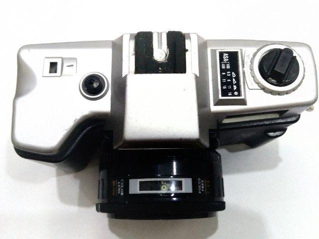 Câmera Máquina Fotográfica antiga - Foto 4