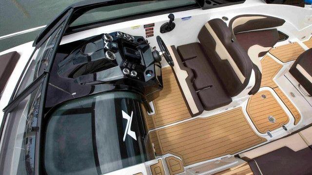Lancha Nx 260 Challenger Cabinada Em 60x - Foto 16