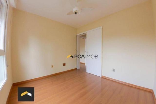 Apartamento com 2 dormitórios para alugar, 75 m² por R$ 2.130,00/mês - Rio Branco - Porto  - Foto 18