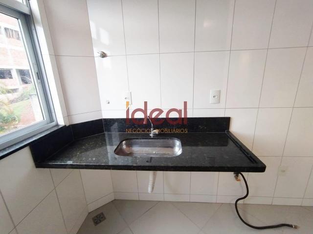 Apartamento para aluguel, 3 quartos, 1 suíte, 1 vaga, João Braz da Costa Val - Viçosa/MG - Foto 4