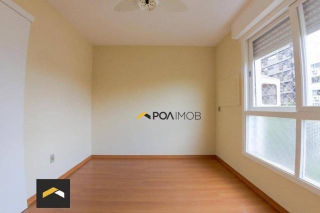 Apartamento com 2 dormitórios para alugar, 75 m² por R$ 2.130,00/mês - Rio Branco - Porto  - Foto 17