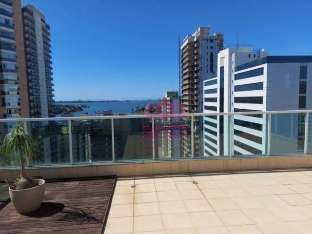 Apartamento com 1 dormitório à venda, 56 m² por R$ 335.000,00 - Enseada do Suá - Vitória/E - Foto 12