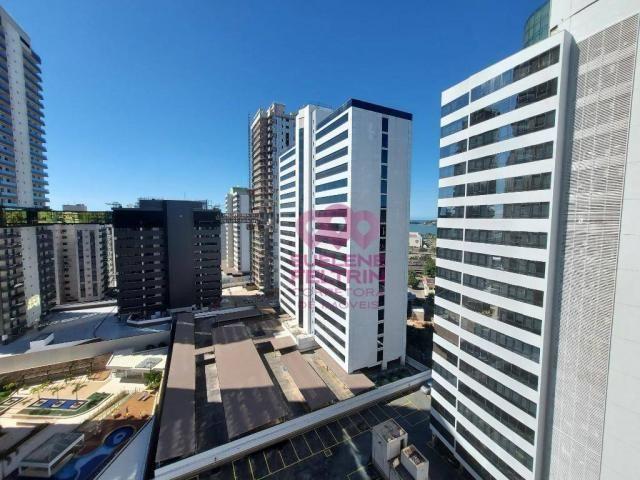 Apartamento com 1 dormitório à venda, 56 m² por R$ 335.000,00 - Enseada do Suá - Vitória/E