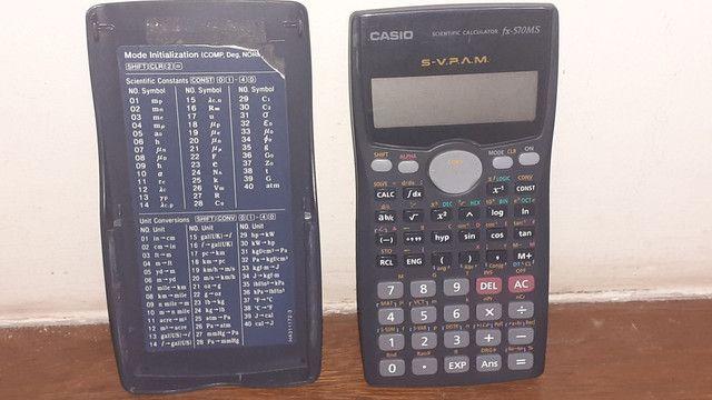Calculadora Cientifica Casio(USADA) - Foto 2