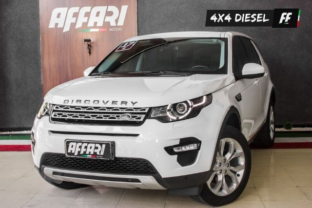 Land Rover Discovery HSE Diesel 2017 TOP