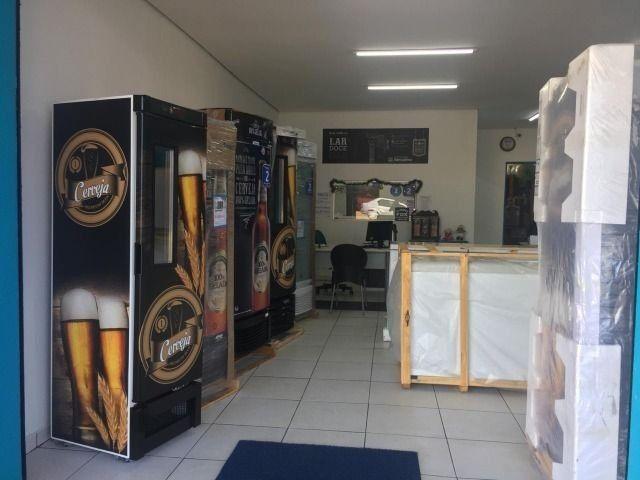 Freezer Tampa de Vidro para Sorvetes Metalfrio - Foto 5