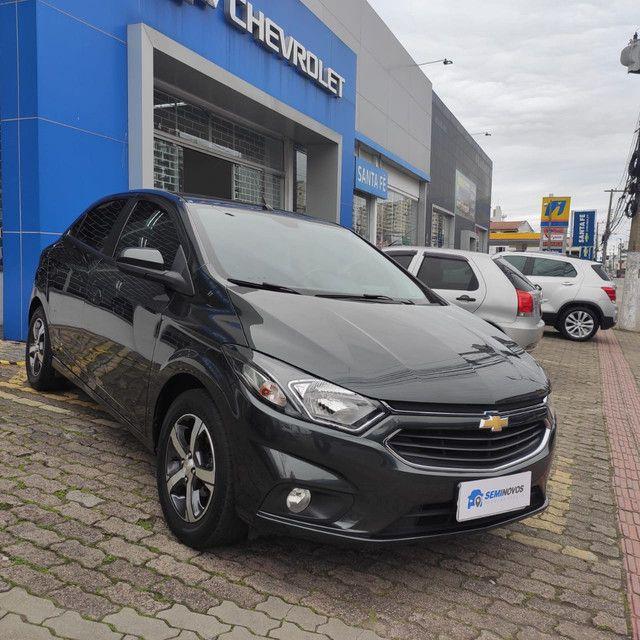 Chevrolet Onix 1.4 LTZ Automático 2018
