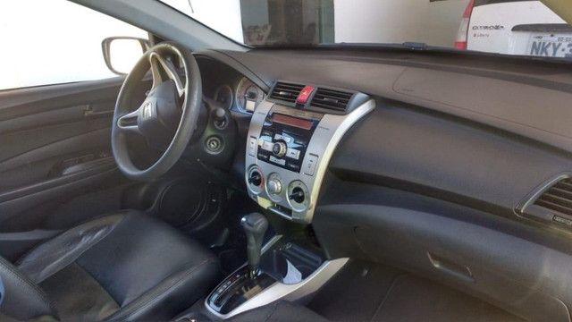 Vende-se Honda City automático modelo 2012 - Foto 17