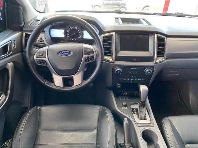 Ford Ranger XLT 3.2 4x4 Diesel Aut 2018 - Troco e Financio (Aprovação Imediata) - Foto 10