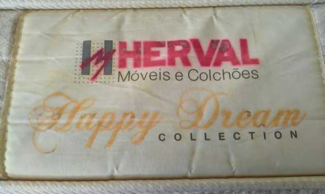 Colchão casal herval Happy Dream collection
