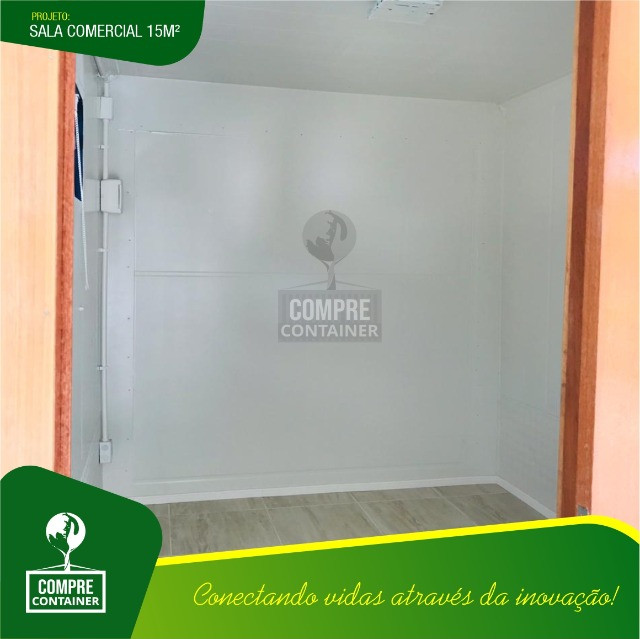 Loja/Escritório em Container 15m² - Foto 2