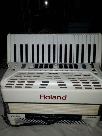 Acordeom Roland FR3X