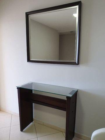 Aceito proposta para este conjunto de espelho e mesa