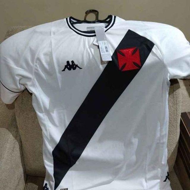 Camisas de Time - Nacionais e Internacionais Original Importada - Foto 2