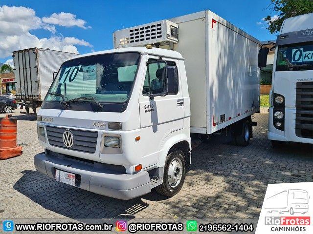 VW 8.120 Worker | Baú Frigorifico 4,20 M - Foto 2
