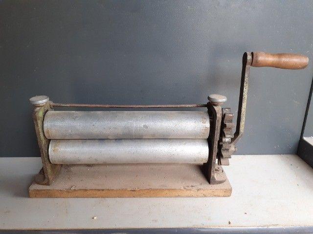 Cilindro de massa manual - Foto 2