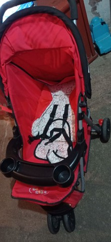 Carrinho de bebê semi novo - Foto 5