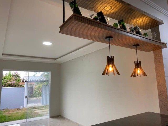 Bela Casa 3 quartos entre 34 e 35 excelente localização Itaipuaçu Maricá - Foto 9