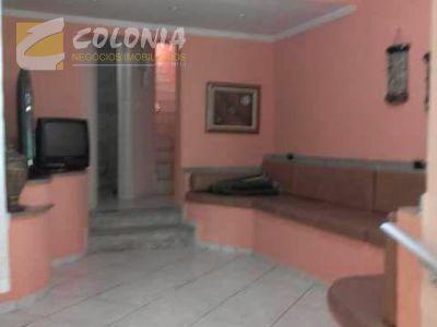 Casa para alugar com 4 dormitórios em Parque novo oratório, Santo andré cod:41598 - Foto 12