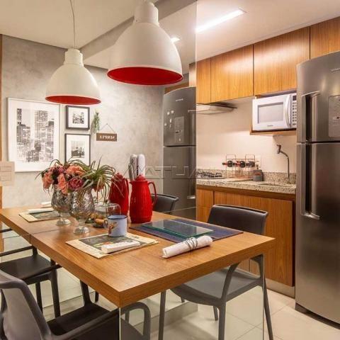Apartamento à venda com 2 dormitórios em Setor oeste, Goiânia cod:10AD0007 - Foto 4