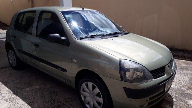 Vendo Clio 1.0 16V Expression 2005/2005 - Foto 7