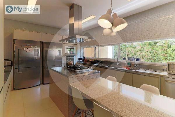 Casa com 4 dormitórios à venda, 576 m² por R$ 5.200.000,00 - Residencial Alphaville - Goiâ - Foto 13