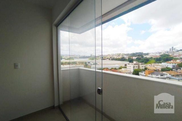 Apartamento à venda com 2 dormitórios em Dona clara, Belo horizonte cod:275152 - Foto 4