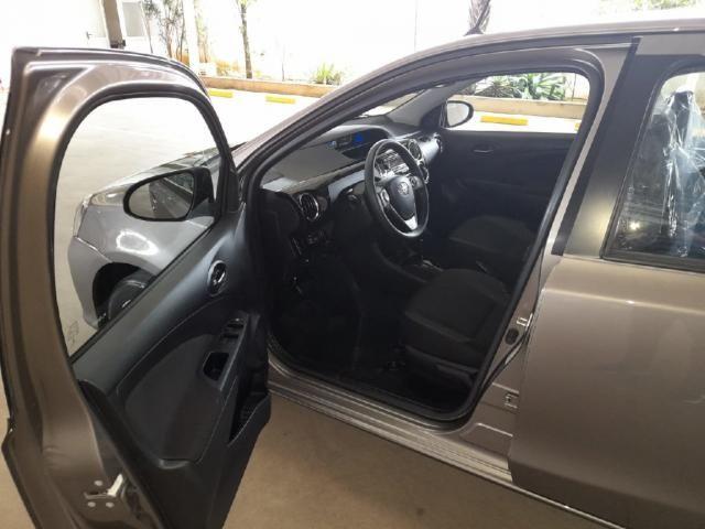 Toyota Etios 1.5 X PLUS 16V FLEX 4P AUTOMATICO - Foto 10