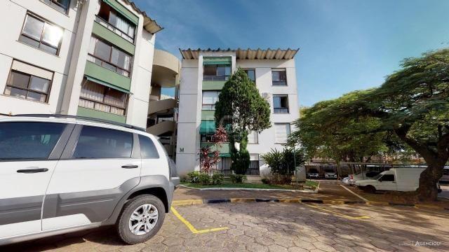 Apartamento à venda com 2 dormitórios em Nonoai, Porto alegre cod:KO179 - Foto 2