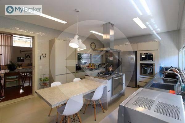 Casa com 4 dormitórios à venda, 576 m² por R$ 5.200.000,00 - Residencial Alphaville - Goiâ - Foto 12