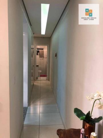 Apartamento com 2 dormitórios à venda, 54 m² por R$ 195.000,00 - Iporanga - Sete Lagoas/MG - Foto 3