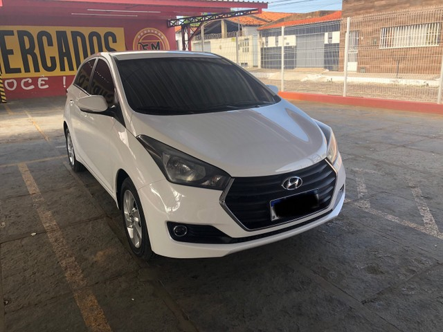 Hyundai HB20 2016