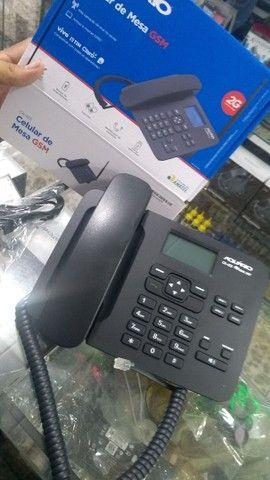 Telefone Rural 2 Chips Entrega Grátis
