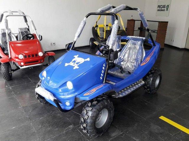Mini Buggy 2021 Zero Km Swell melhor capacidade de carga da categoria