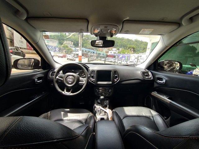 Jeep compass 2018 longitude diesel 4x4 aut  - Foto 5