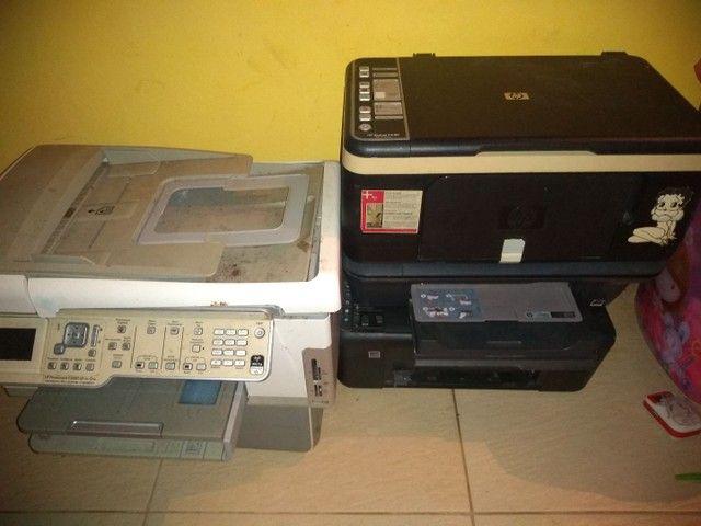 Impressora pra retirada de peças  - Foto 2