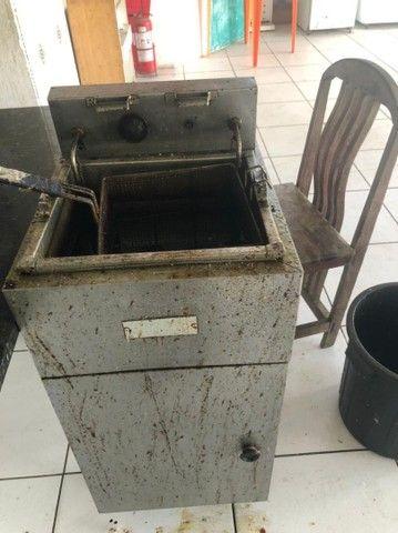 Fritadeira industrial elétrica  - Foto 3
